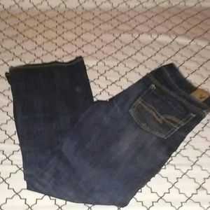 American Eagle outtfitters jeans
